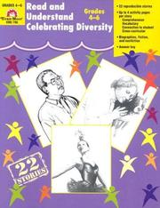 Cover of: Read and Understand Celebrating Diversity Grades 4-6