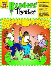 Cover of: Readers Theater Grade 1 | Evan-Moor (DST)