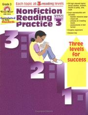 Cover of: Nonfiction Reading Practice, Grade 3 | Kim Griswell