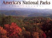 Cover of: America's National Parks