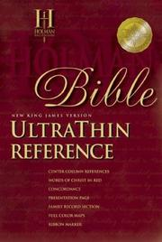 Cover of: New King James Version Ultra Thin Reference Bible |