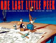 Cover of: One last little peek, 1980-1995 | Berkeley Breathed
