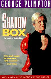Cover of: Shadow box