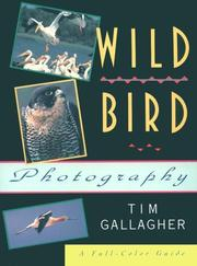 Cover of: Wild bird photography
