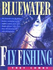 Cover of: Bluewater fly fishing