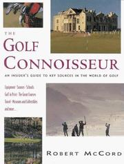 Cover of: The golf connoisseur