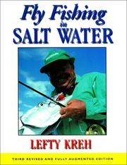 Fly fishing in salt water by Lefty Kreh