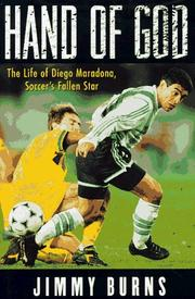 Hand of God by Jimmy Burns
