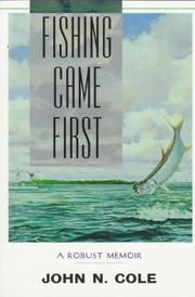 Cover of: Fishing came first