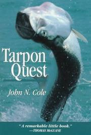 Cover of: Tarpon quest