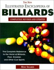 Cover of: The new illustrated encyclopedia of billiards