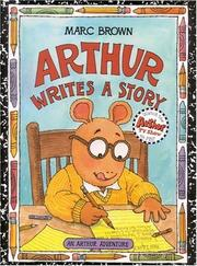 Cover of: Arthur writes a story