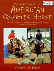 Cover of: Kids' Book of the American Quarter Horse (American Quarter Horse Association Books)