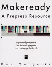 Makeready by Dan Margulis