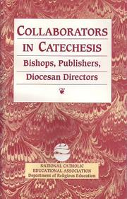 Cover of: Collaborators in Catechesis: Bishops, Publishers, Diocesan