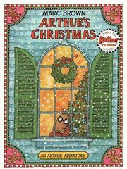 Cover of: Arthur's Christmas