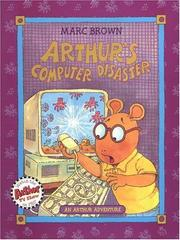 Cover of: Arthur's Computer Disaster(Arthur Adventure Series)