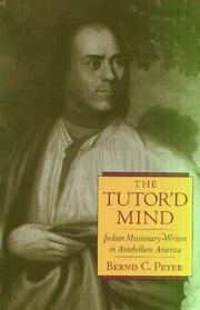 Cover of: The tutor