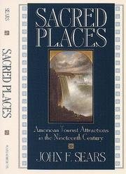 Cover of: Sacred places