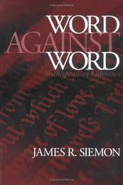 Cover of: Word against word