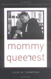 Cover of: Mommy Queerest | Julie M. Thompson