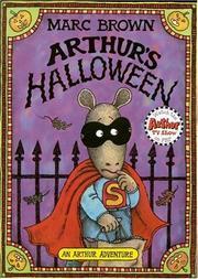 Arthur's Halloween (Arthur Adventure Series)