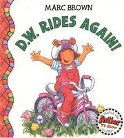 Cover of: D.W Rides Again (D.W.)