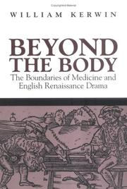 Cover of: Beyond the body | William Kerwin