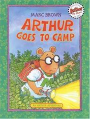 Cover of: Arthur Goes to Camp (Arthur Adventure Series)