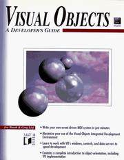 Cover of: Visual Objects