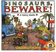 Cover of: Dinosaurs Beware! | Stephen Krensky