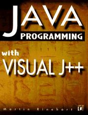 Cover of: Java programming with Visual J++