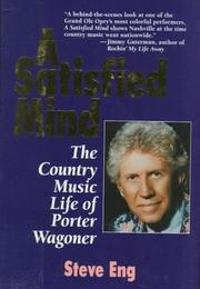 Cover of: A satisfied mind