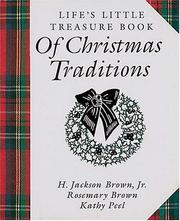 Cover of: Life's little treasure book of Christmas traditions