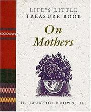 Cover of: On mothers
