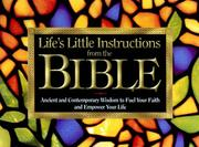 Cover of: Life's little instructions from the Bible
