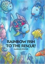 Rainbow fish to the rescue 1995 edition open library for Book with fish on cover