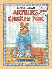 Cover of: Arthur's Chicken Pox (Arthur Adventure Series)