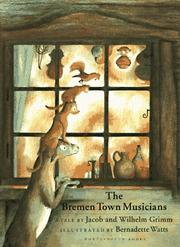 Cover of: The Bremen town musicians