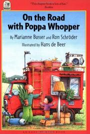 Cover of: On the Road w/ Poppa Whopper (North-South Paperback) | R. SchrГ·der