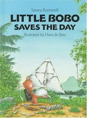 Cover of: Little Bobo saves the day