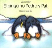 Cover of: Pin Ped Par SP Penguin Pete & Pat p