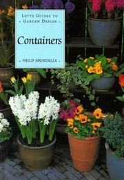 Cover of: Containers | Philip Swindells