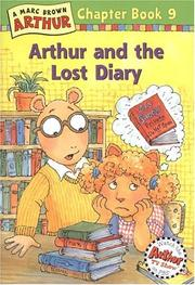 Cover of: Arthur and the Lost Diary