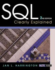 Cover of: SQL Clearly Explained, Second Edition (The Morgan Kaufmann Series in Data Management Systems)