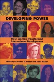 Cover of: Developing power
