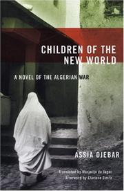 Cover of: Children of the New World