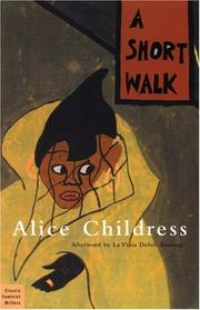 Cover of: A Short Walk (Classic Feminist Writers)