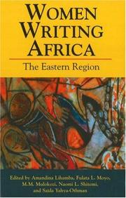 Cover of: Women Writing Africa |