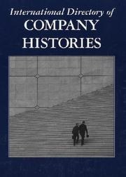Cover of: International Directory of Company Histories Volume 66. | Tina Grant